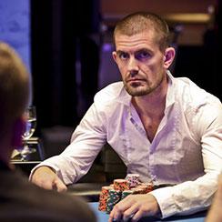 Звезды покера: Гас Хансен