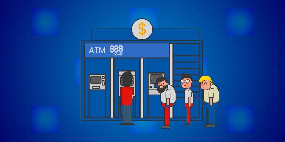 Вывод денег из рума 888poker